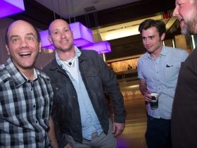Jeff Bentoff, Gary Witt, and Andy Nelson