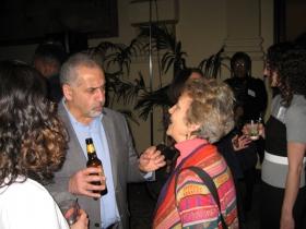 Ghassan Korban and Julilly Kohler