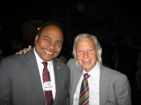 Spencer Coggs and Chuck Kahn