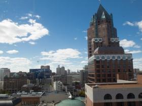 Milwaukee Center from City Hall