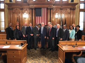 Governor-elect Tony Evers and the Milwaukee Common Council