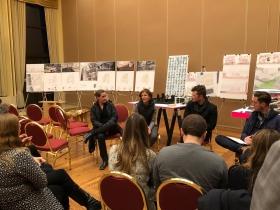 Jeanne Gang Speaks with UWM Students