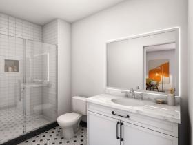 MAC Residences Bathroom