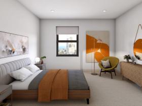 MAC Residences Bedroom