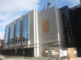 NM Commons under construction
