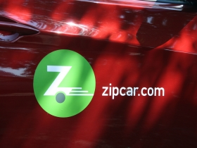 ZipCars at 700 E. Kilbourn Ave.