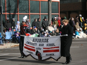 Riverside University High School Marching Band