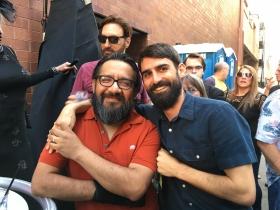 Victor Hernandez and Joe Peterangelo