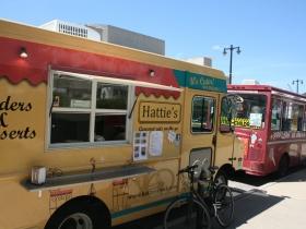 Hattie's Truck.