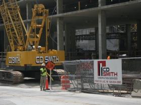 Friday Photos: Construction Continues