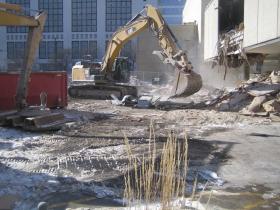 Friday Photos: Destroy This Building, NML Declares