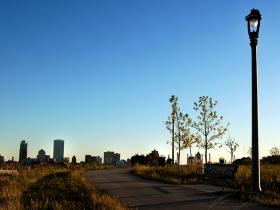 Reservoir Park.