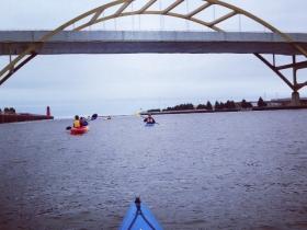 Milwaukee Kayak Company.