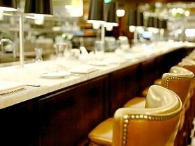Chef Counter at Mason Street Grill