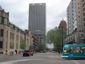Milwaukee Streetcar Rendering