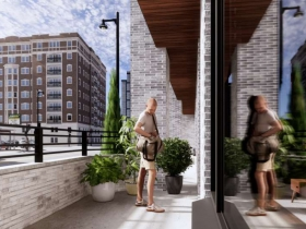 Revised Nova Townhome Patio Plan