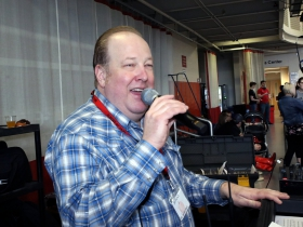 Johnny Z, WMSE D.J. and Host of The Chickenshack 9:00am - 12:00pm on Friday's