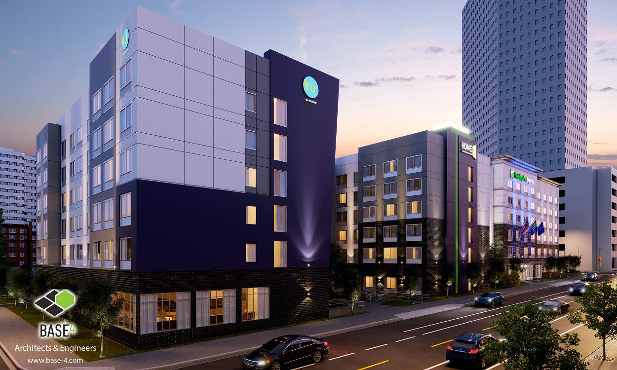 Tru by Hilton and Home2 by Hilton hotels