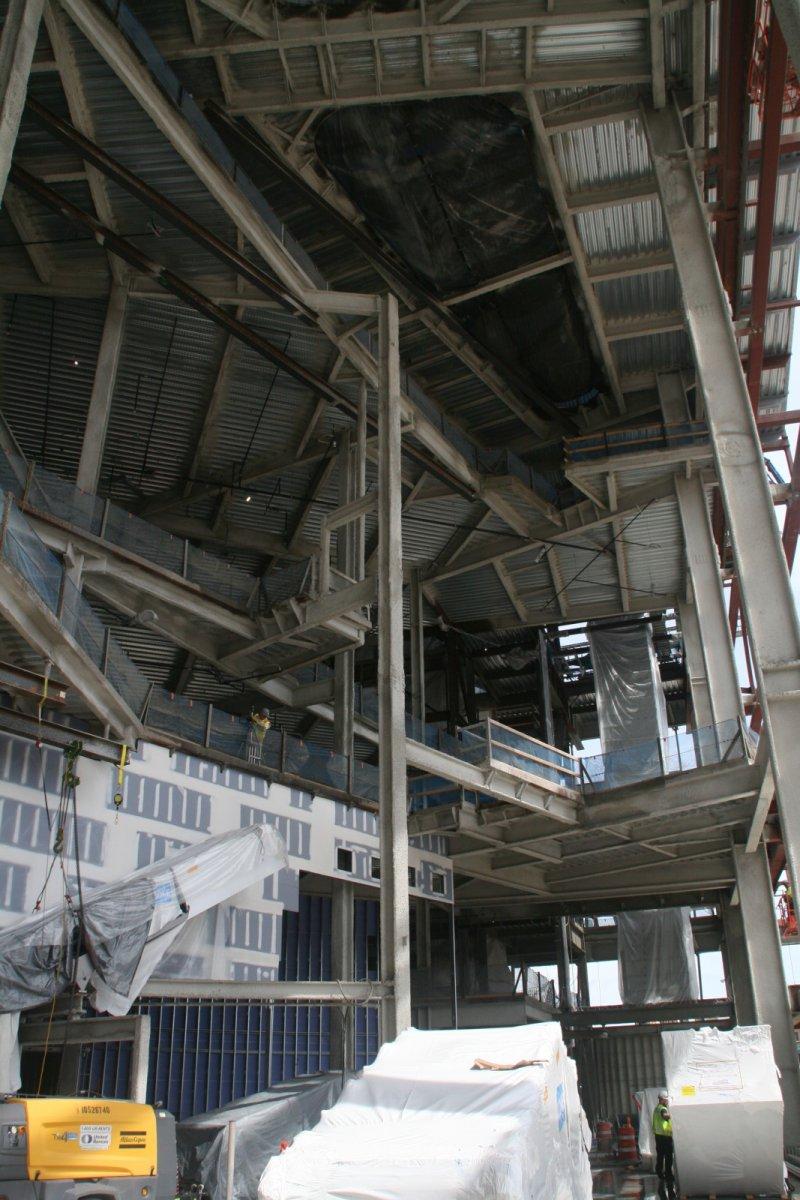 Lobby Escalators