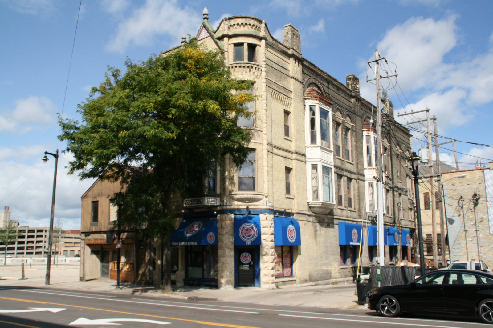 322 and 324 W. State Street Structures