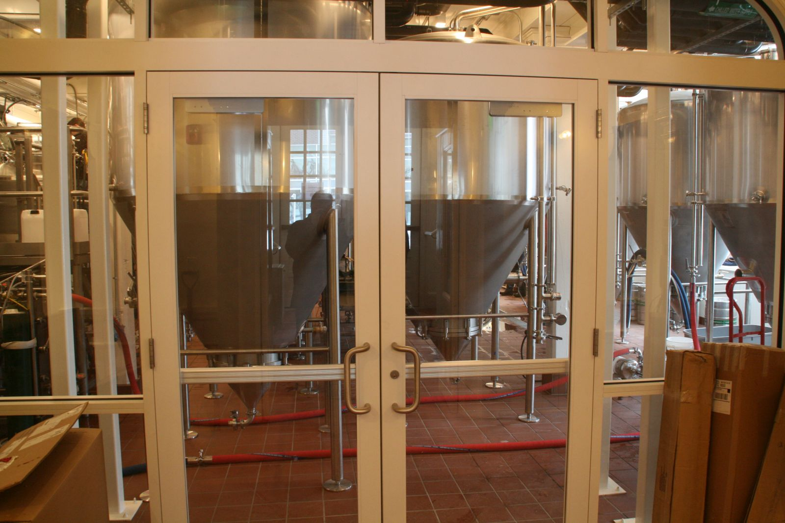 Brewery Doors