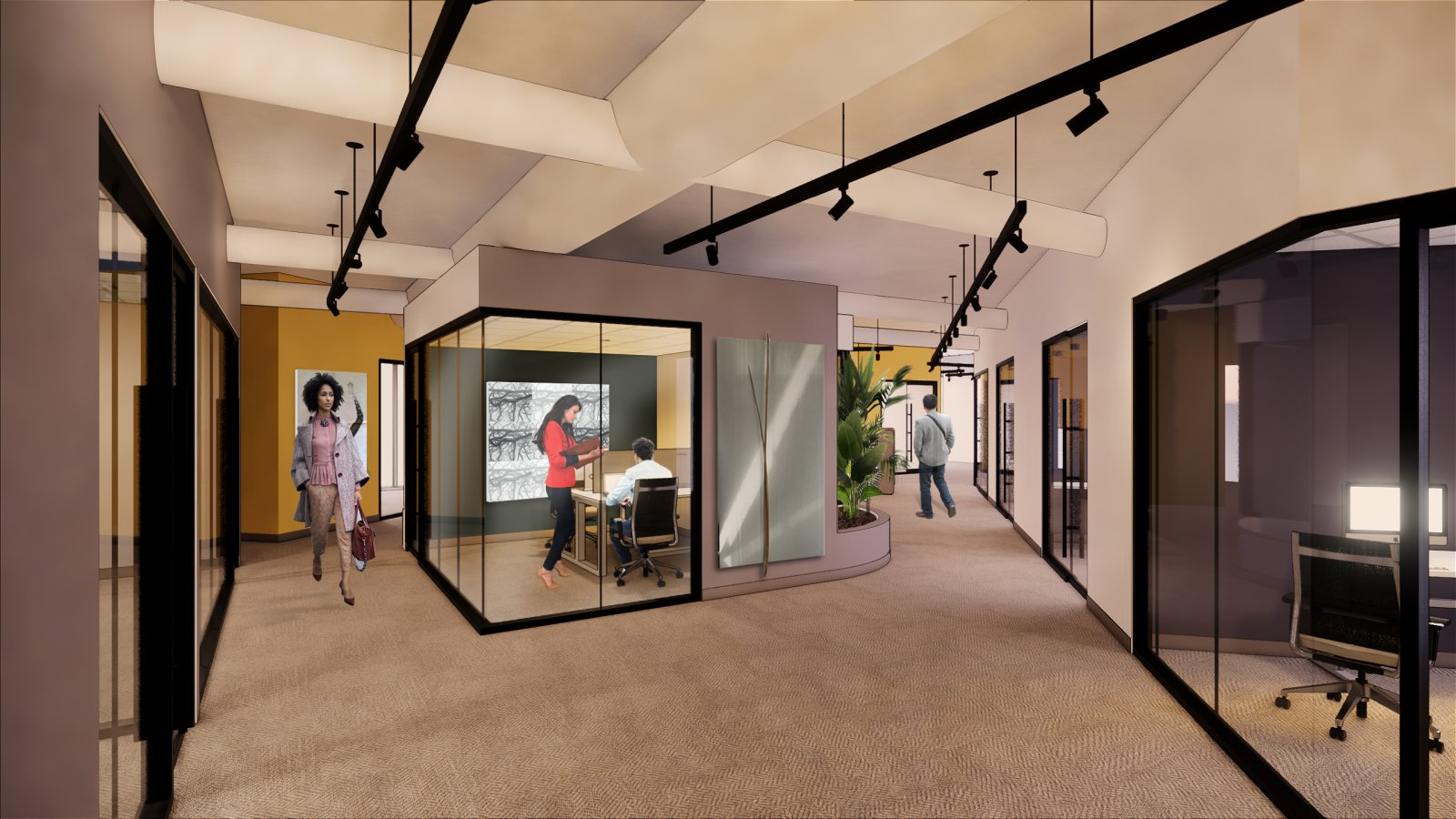 Coworking Space at 310W
