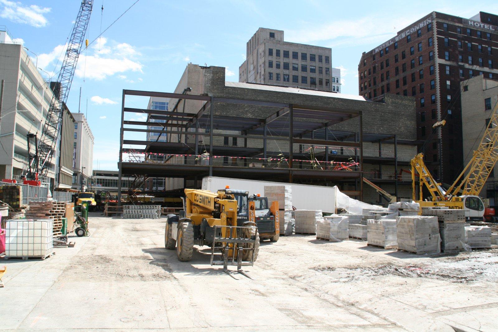 Grand Warner Theatre Redevelopment