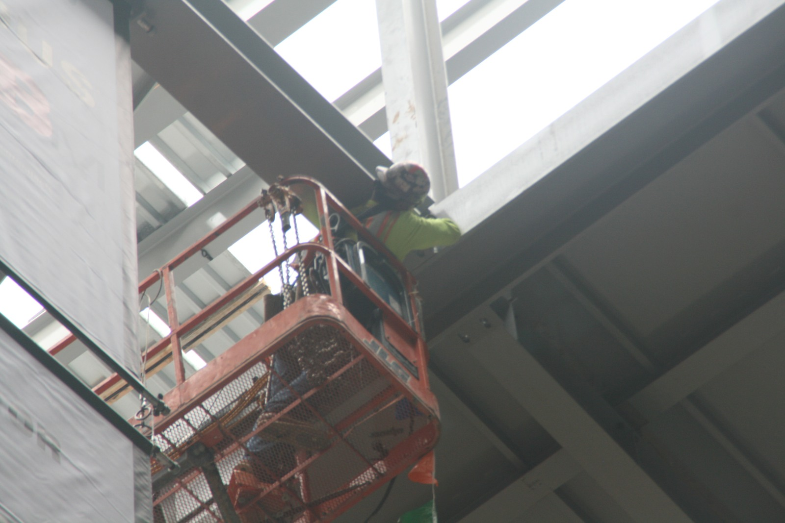 Securing the Steel