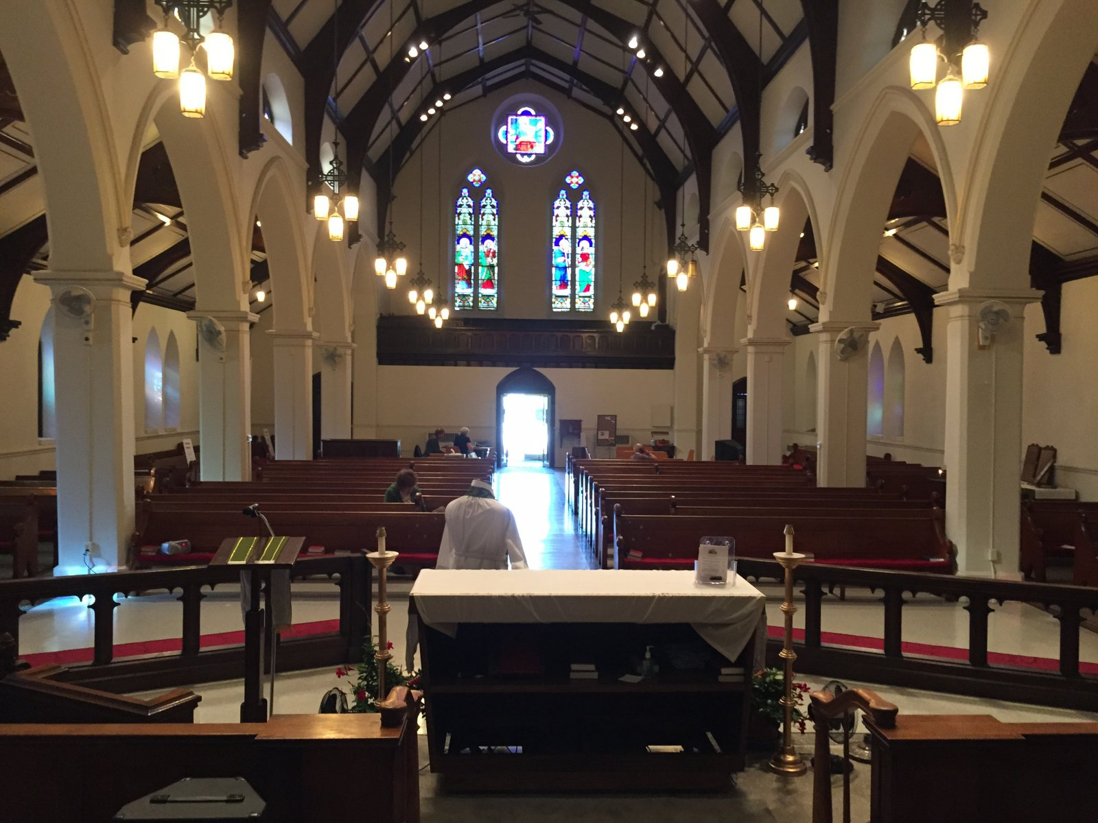 St. James Interior - 2015