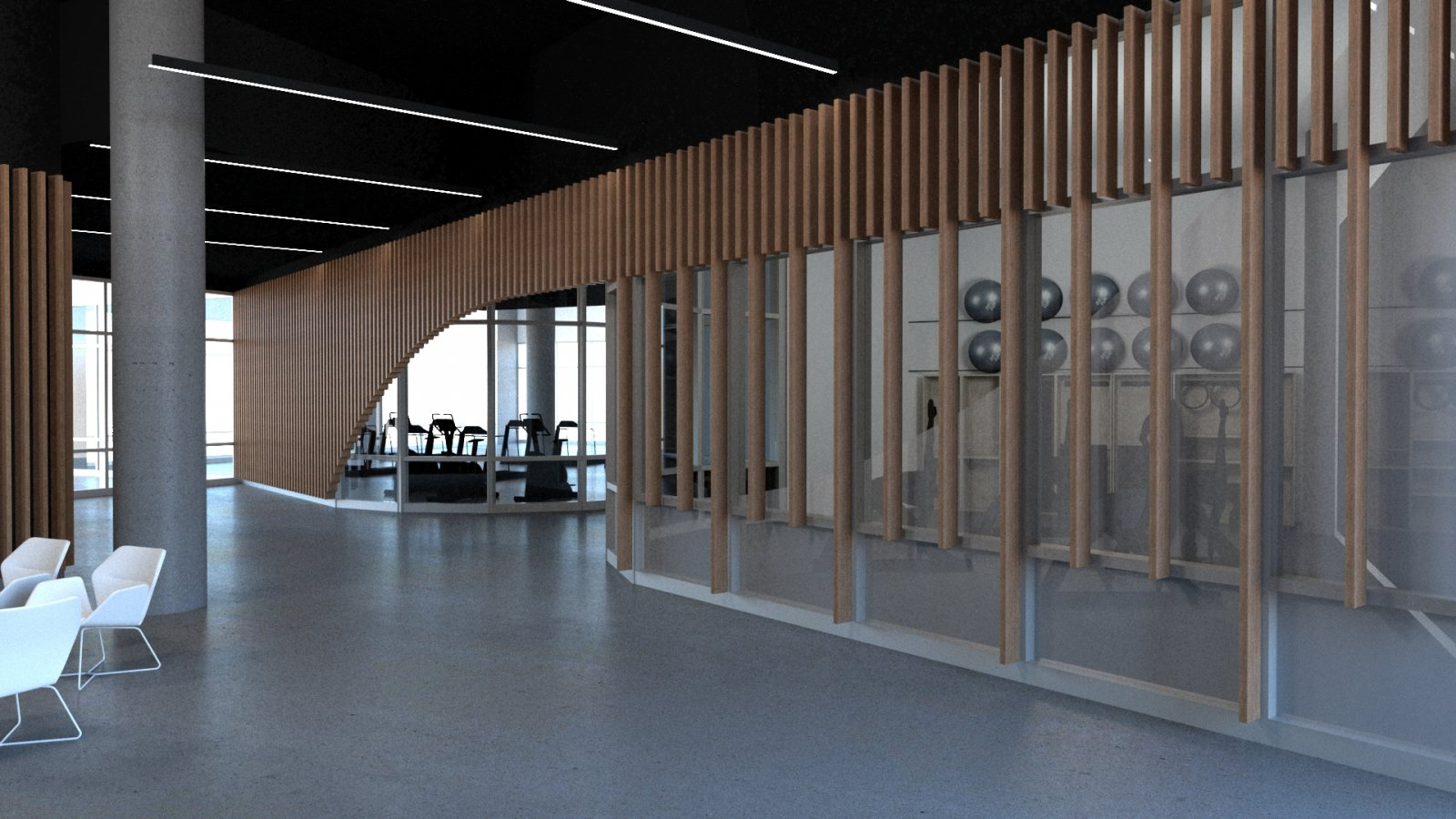 Fitness Center at 310W