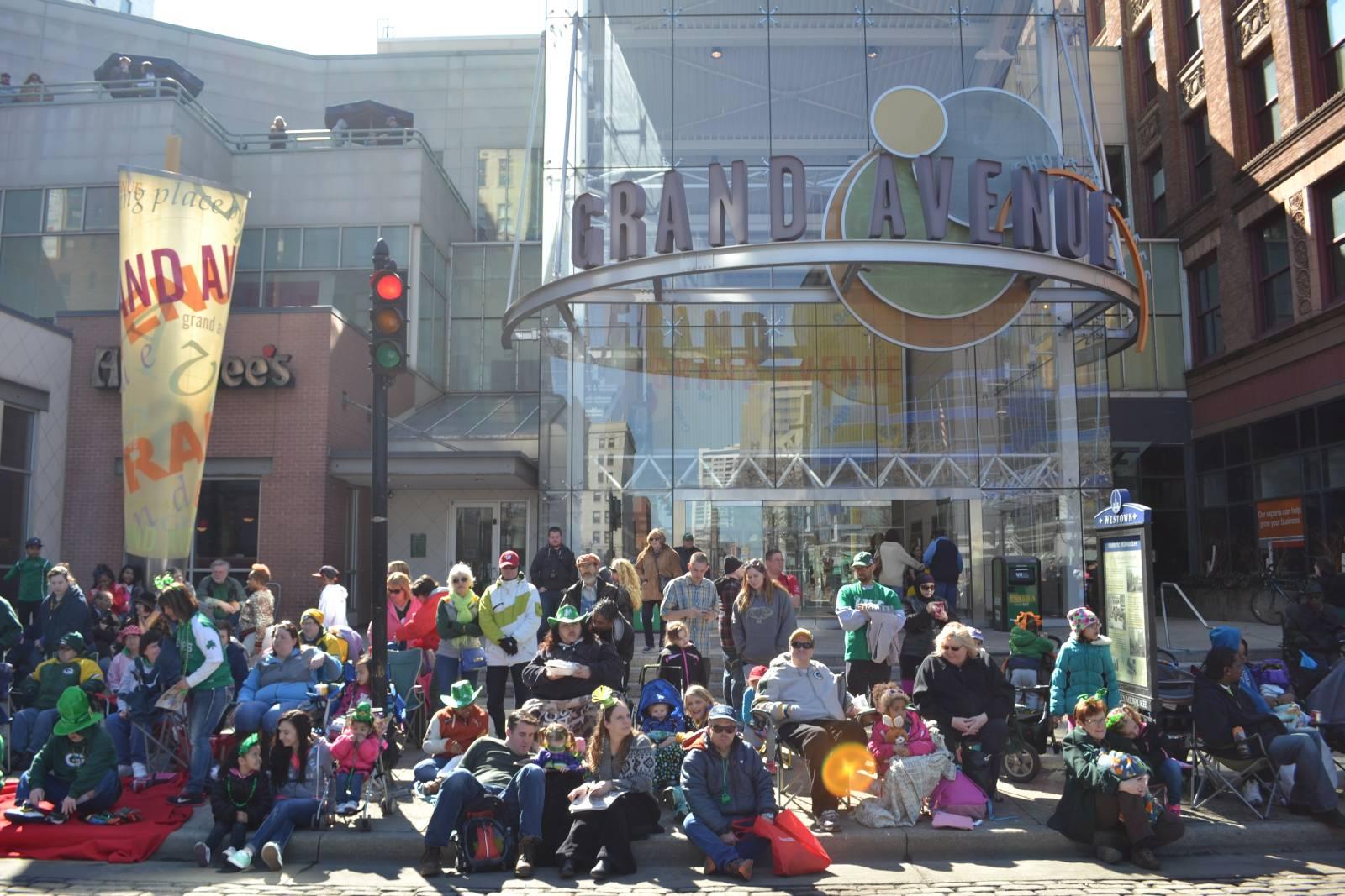 Parade Crowd