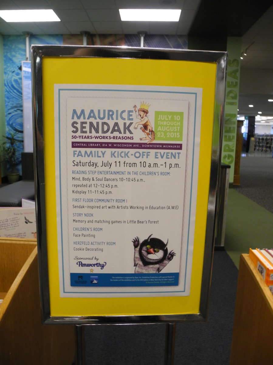 50 Years of Maurice Sendak