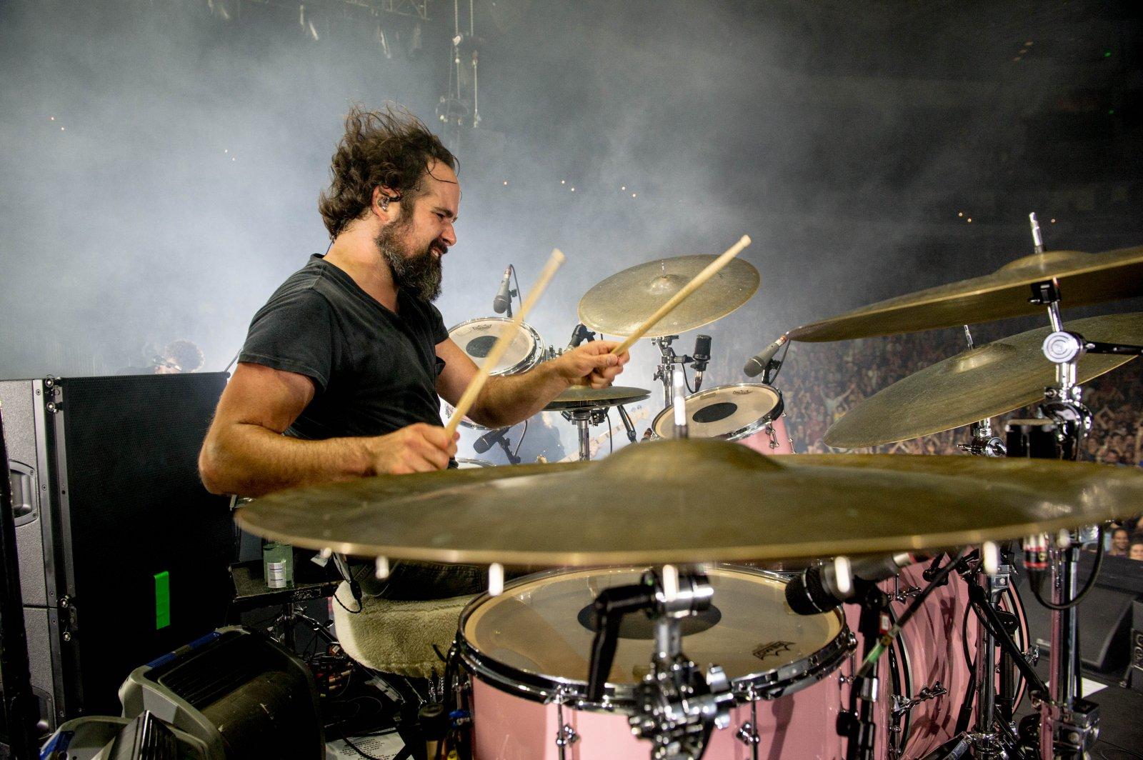Killers Drummer Ronnie Vannucci Jr.