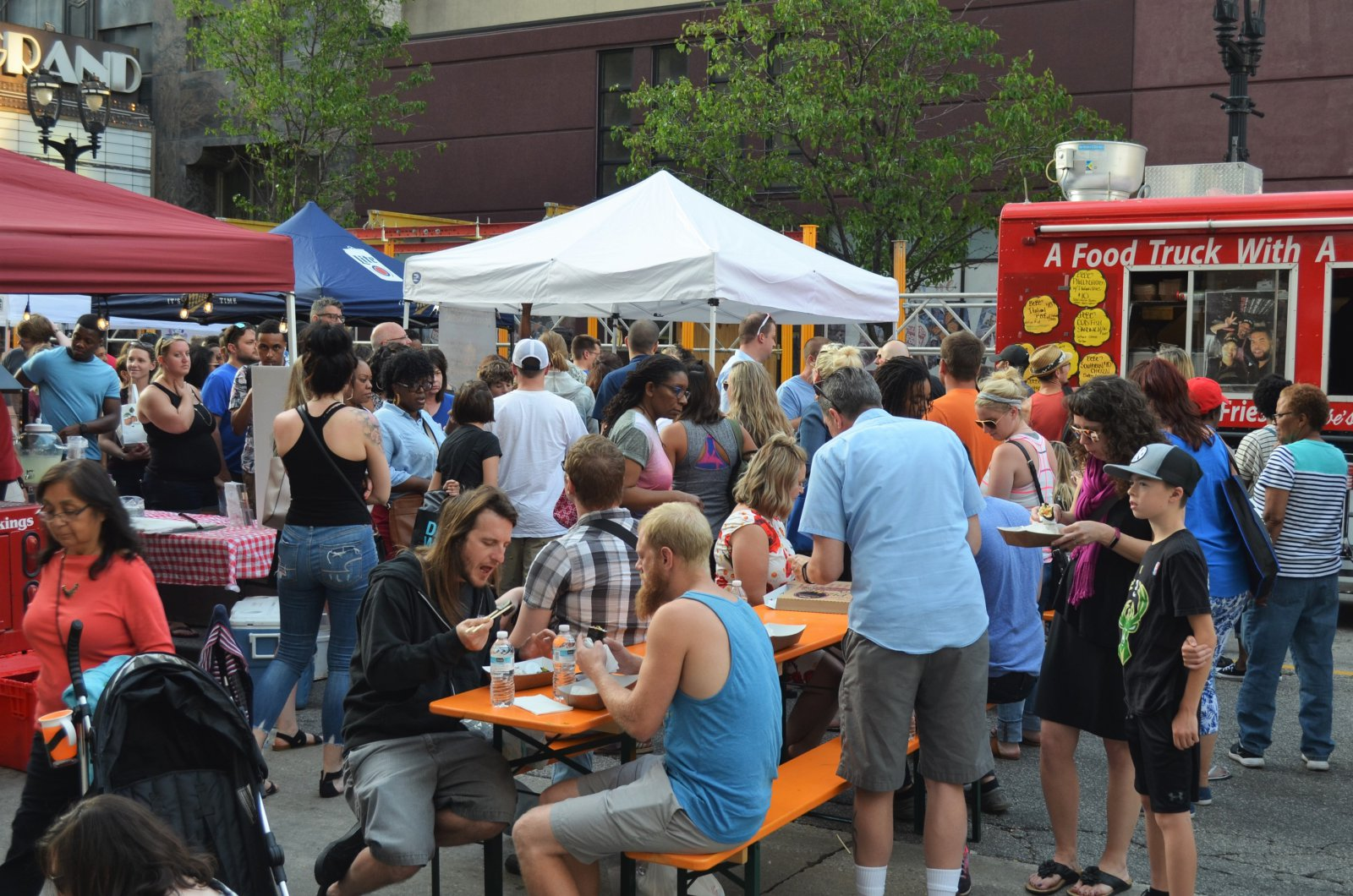 2018 NEWaukee Night Market