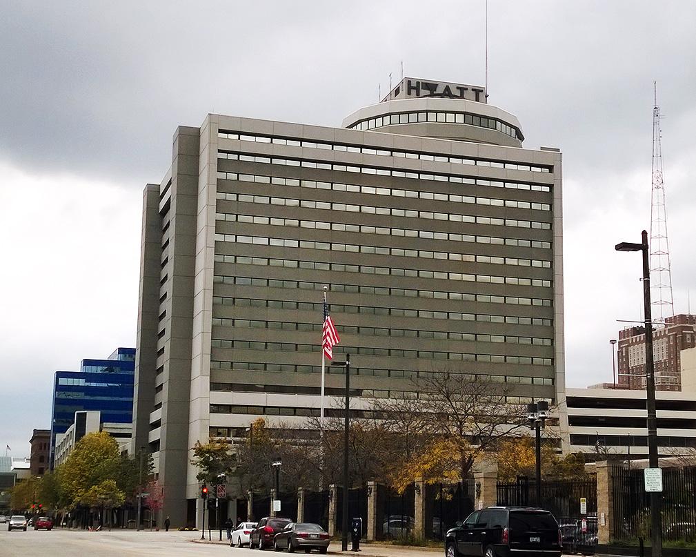 Hyatt Regency Milwaukee.