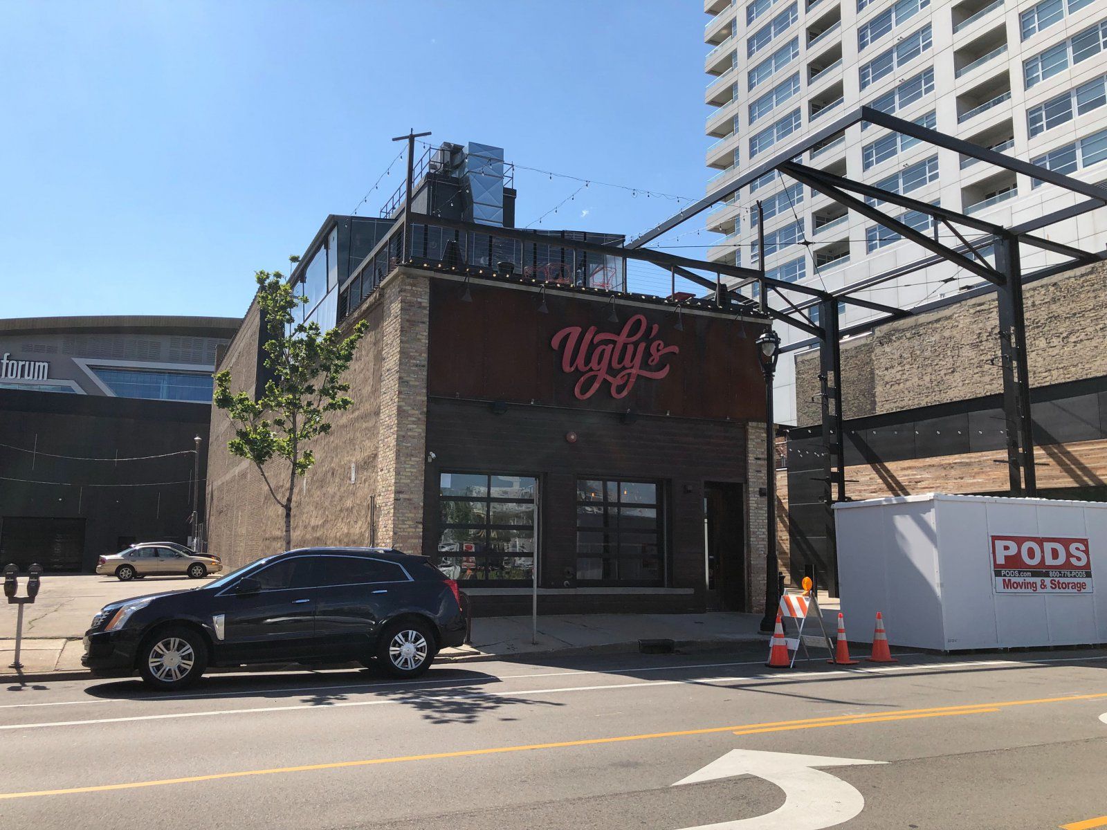 Ugly\'s, 1125 N. Old World 3rd St.