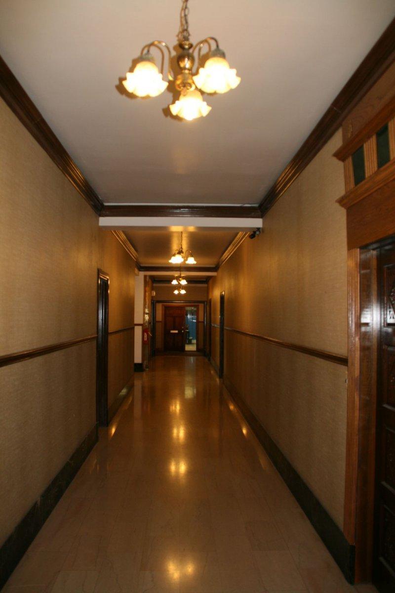 Century Building Hallway