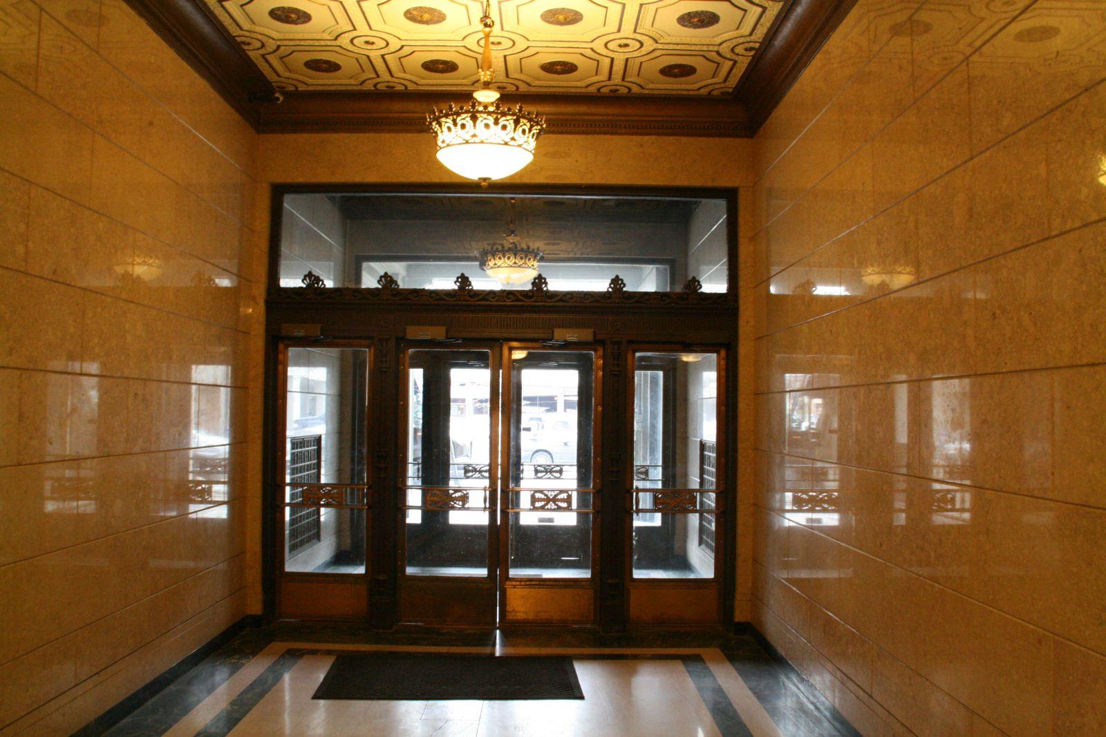 Century Building Lobby