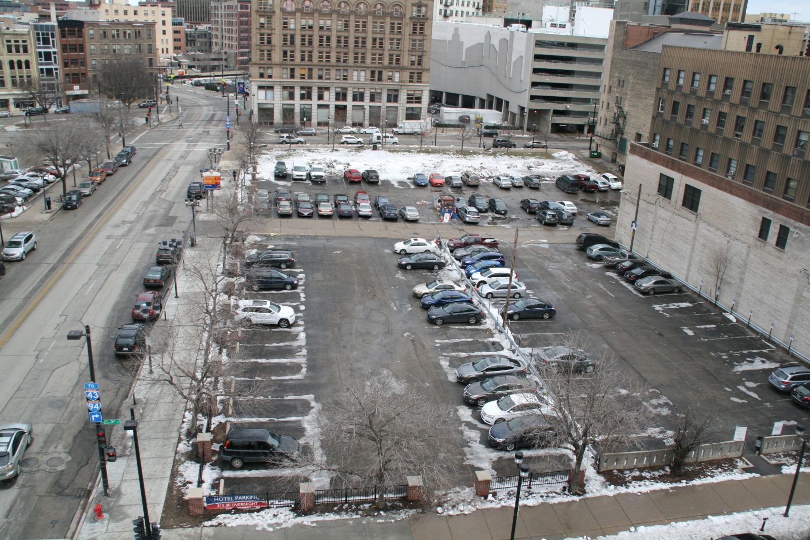 Surface Parking Lots