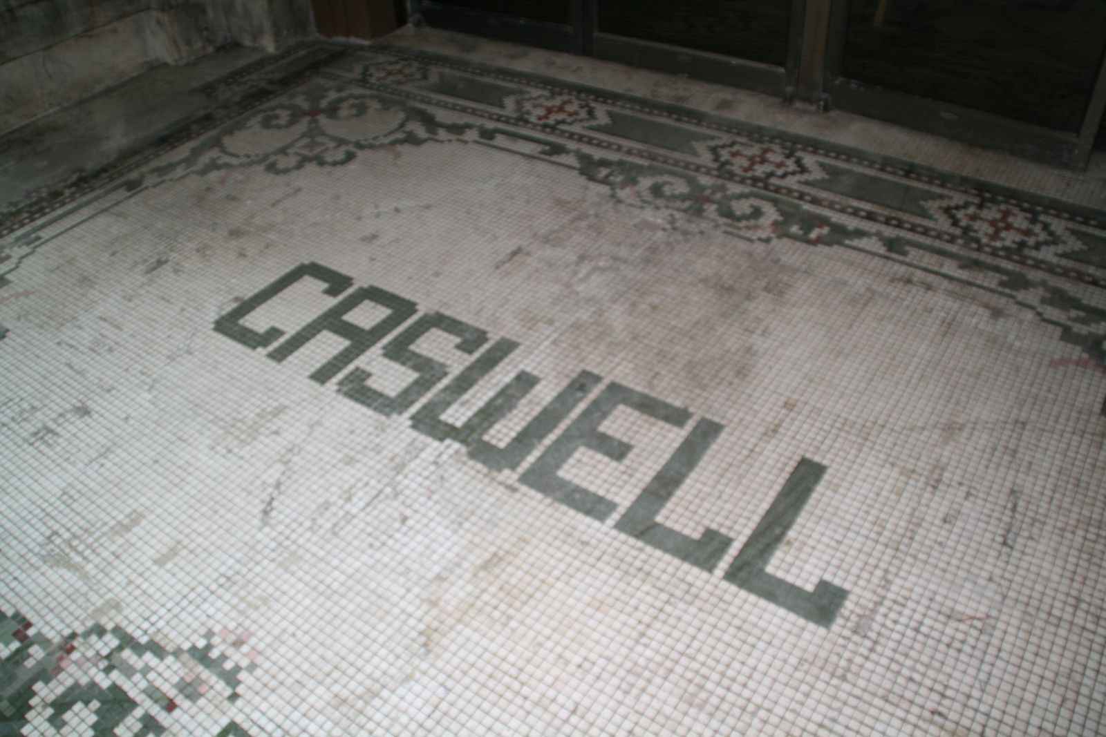 Caswell Building