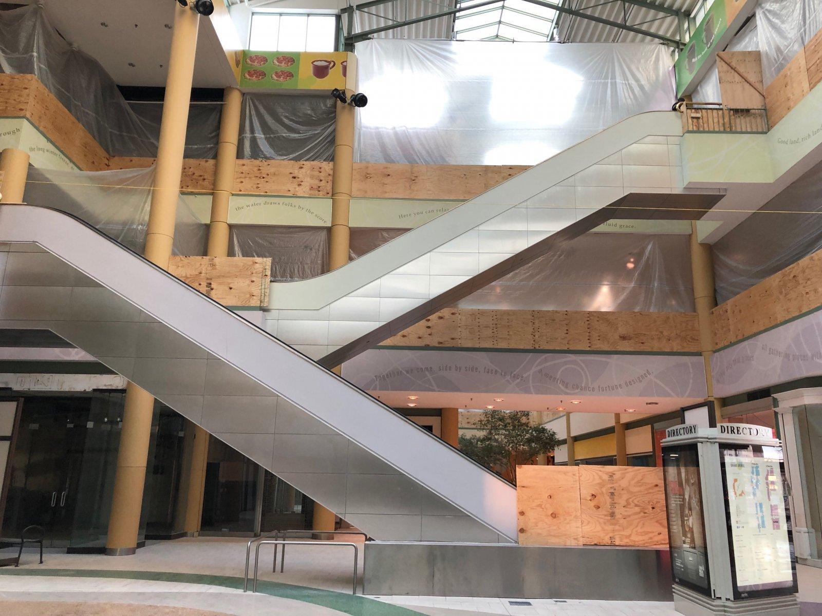 Grand Avenue Mall Redevelopment