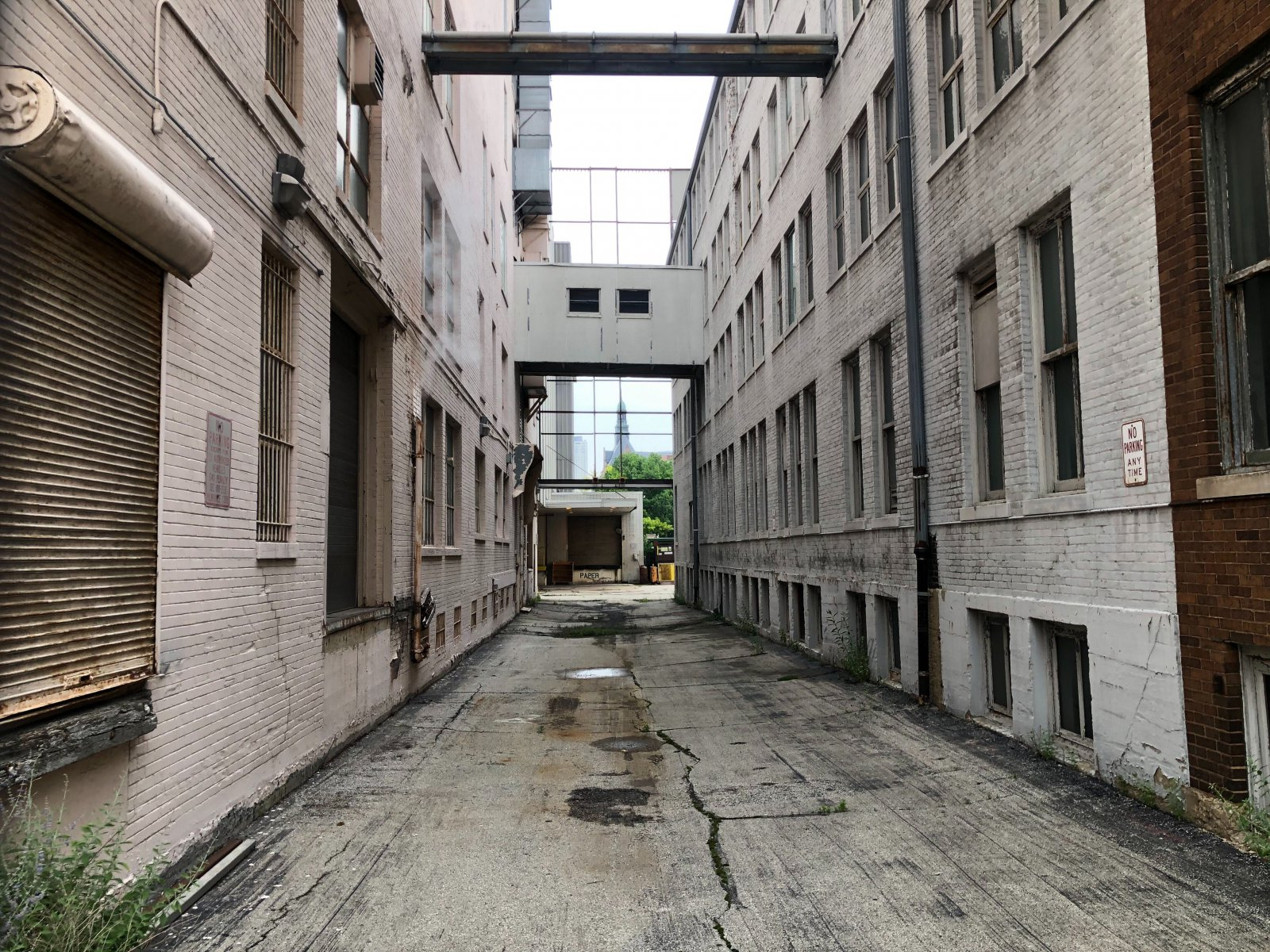 Alley Off N. Vel R. Phillips Ave.