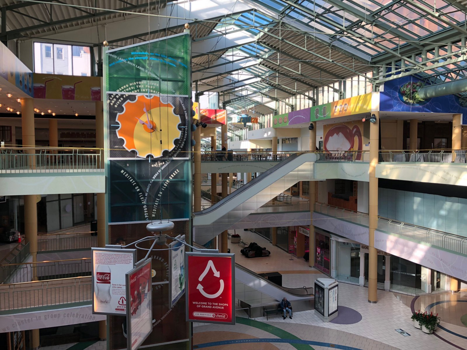 Grand Avenue Mall Atrium