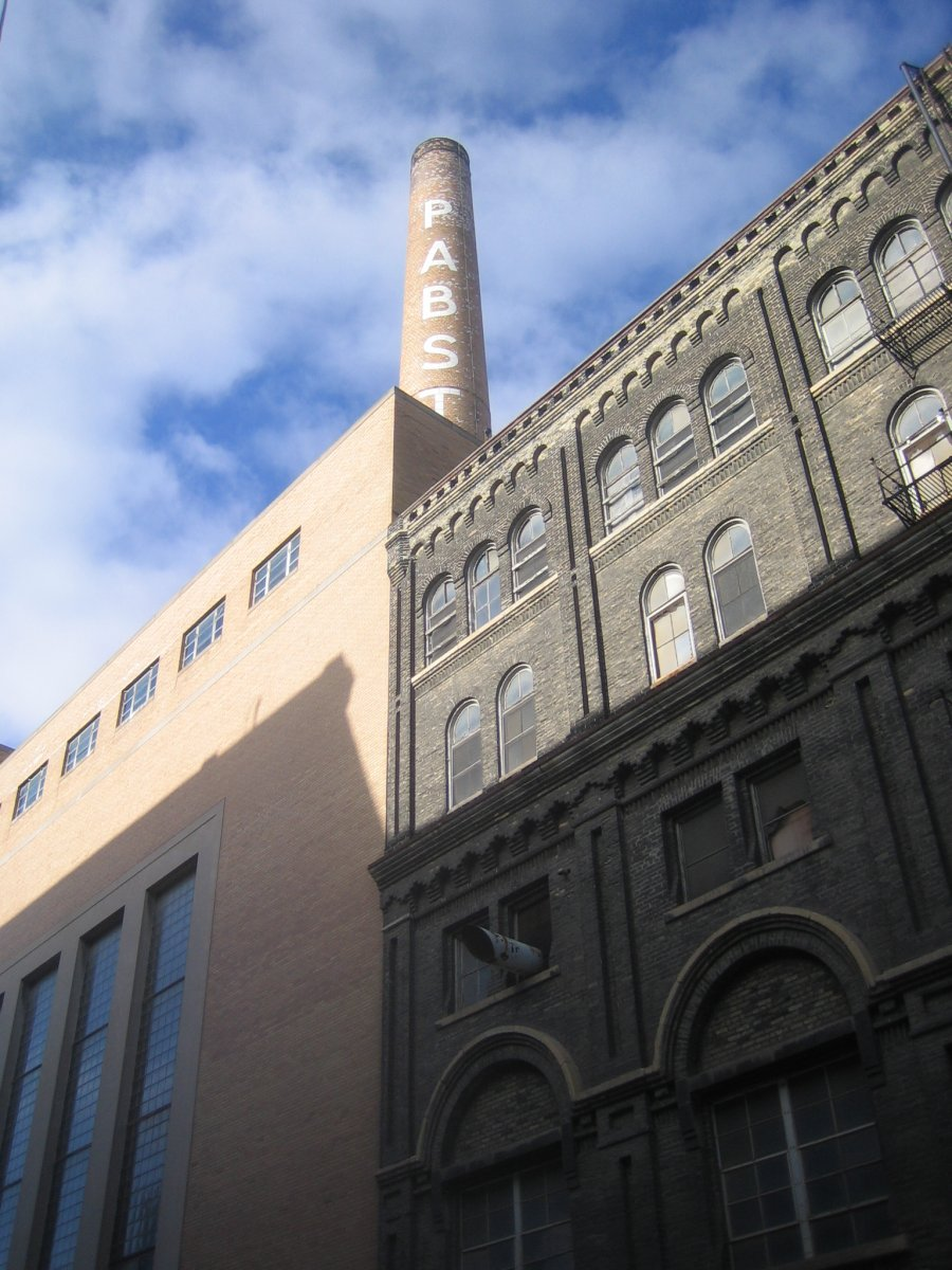 Brew House and Power Plant