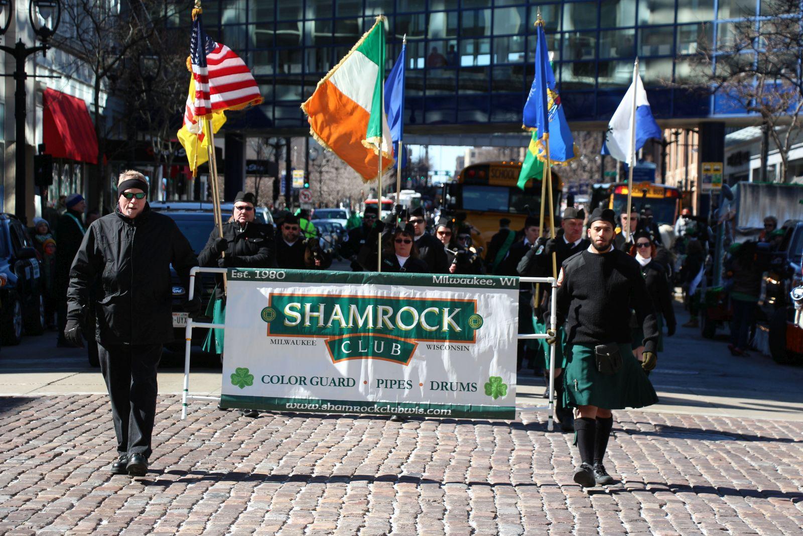 2017 St. Patrick\'s Day Parade