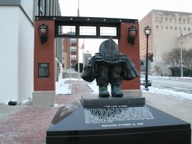 The Last Alarm Memorial