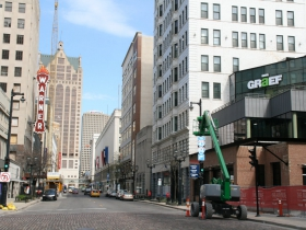 New Bradley Symphony Center and GRAEF Signs