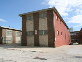 Rear Building at 739 W. Juneau Ave.