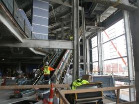 Escalator Installation