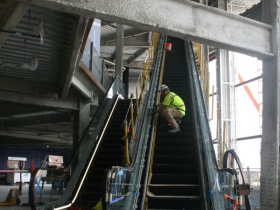 Escalator Installation